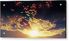 Heavens Breath 25 Acrylic Print