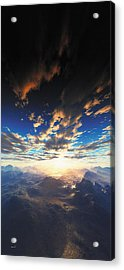 Heaven's Breath 31 Acrylic Print
