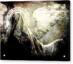 Heavens Shroud Acrylic Print