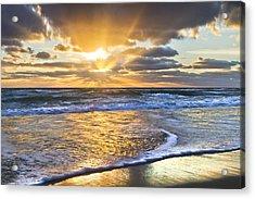 Heaven's Skylight Acrylic Print