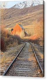 Heber Valley Railroad Acrylic Print