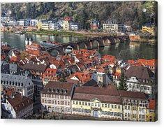 Heidelberg Germany 2 Acrylic Print