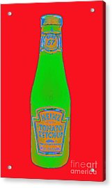 Heinz Tomato Ketchup 20130402 Acrylic Print by Wingsdomain Art and Photography