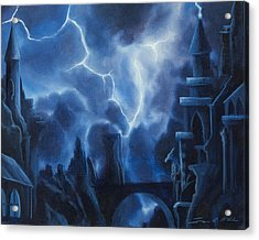 Heisenburg's Castle Acrylic Print