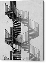 Helix Acrylic Print