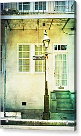 Acrylic Print featuring the photograph Hello Dauphine by Heather Green