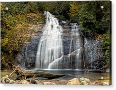 Helton Creek Falls Acrylic Print