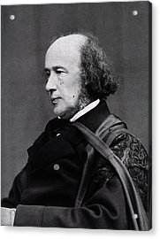 Henry Acland Acrylic Print by National Library Of Medicine