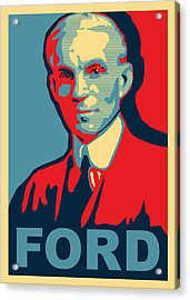 Henry Ford Acrylic Print