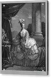 Her Majesty 1828 Acrylic Print by Padre Art