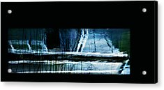 Her Watery Grave Acrylic Print by Theresa Tahara