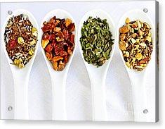 Herbal Teas Acrylic Print