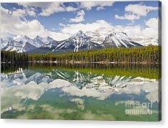 Herbert Lake Acrylic Print