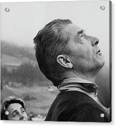 Herbert Von Karajan Acrylic Print