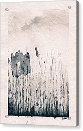 Herbes Souillees Acrylic Print