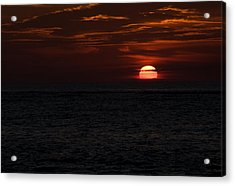 Acrylic Print featuring the photograph Here Comes The Sun by Greg Graham