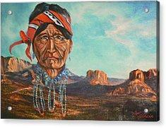 Heritage Landscape Acrylic Print