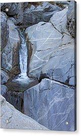 Hermit Falls Acrylic Print by Viktor Savchenko