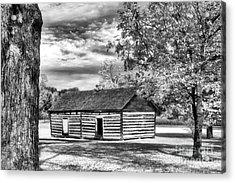 Hermitage Cabin Acrylic Print
