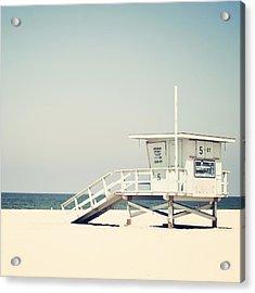 Hermosa Beach  Acrylic Print