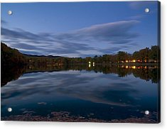 Hessian Lake Acrylic Print