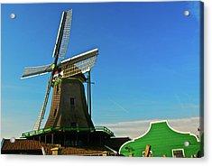 Acrylic Print featuring the photograph Het Jonge Schaap by Jonah  Anderson