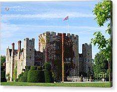 Hever Castle Acrylic Print