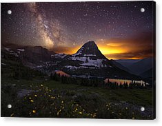 Hidden Galaxy Acrylic Print
