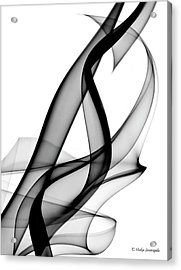 Hidden Heart Acrylic Print