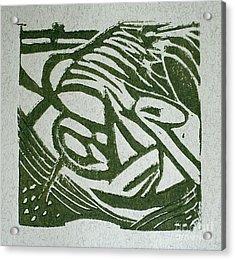 Hidden Horse Acrylic Print