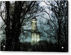 Hidden In Montgomery Acrylic Print by Lesa Fine