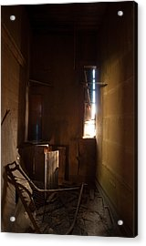 Acrylic Print featuring the photograph Hidden In Shadow by Fran Riley