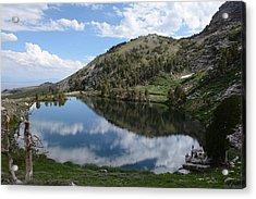 Hidden Lakes Acrylic Print