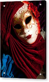 Hidden Mystery Acrylic Print by W Chris Fooshee