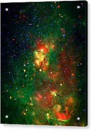 Hidden Nebula 2 Acrylic Print by Jennifer Rondinelli Reilly - Fine Art Photography
