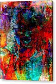 Hidden Treasure Acrylic Print by Fania Simon