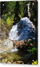 Hidden Waterfall 4 Acrylic Print