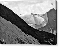 High Alpine Region In Austria Acrylic Print