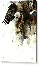 High And Mighty Acrylic Print