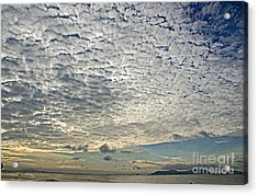 High Clouds Acrylic Print