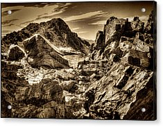 High Country Acrylic Print