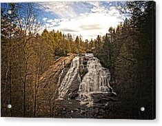 Acrylic Print featuring the photograph High Falls by Ben Shields