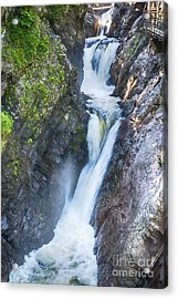 High Falls Gorge Acrylic Print
