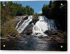 High Falls North Carolina Acrylic Print