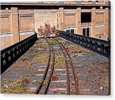 High Line Spur Acrylic Print