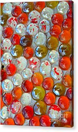 High Rollers Acrylic Print by Lauren Leigh Hunter Fine Art Photography