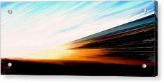 High Speed 6 Acrylic Print