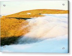 High Street From Red Screes Acrylic Print