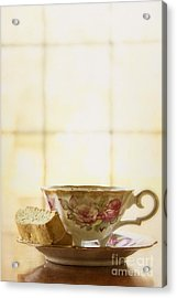 High Tea Acrylic Print