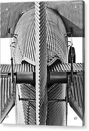High-tech Circa 1929 Acrylic Print